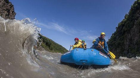 River Rafting Break - Special Offer