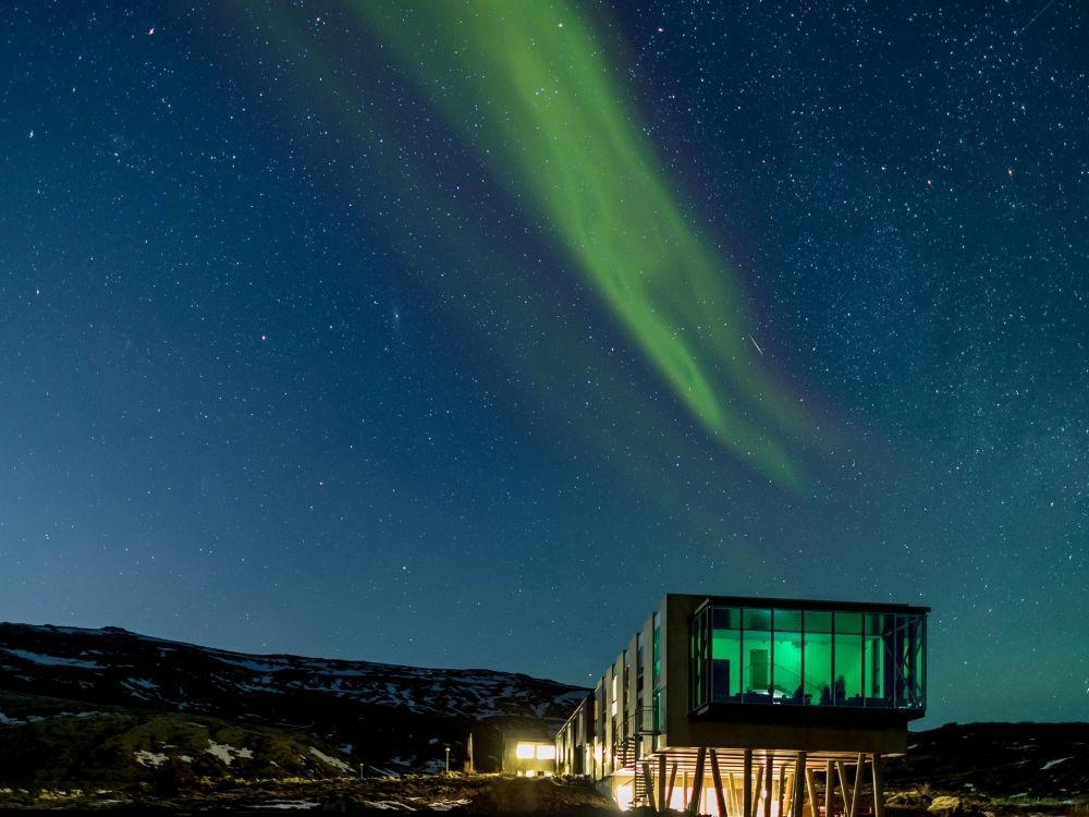 Northern Lights and Luxury Self Drive at ION Hotel
