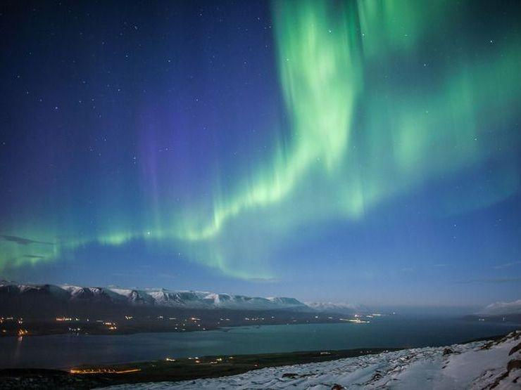Northern Lights, Golden Circle and South Shore