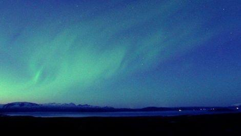 Northern Lights and Volcanoes